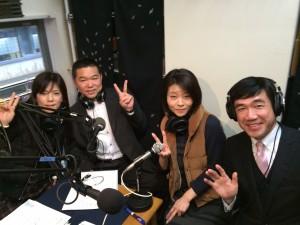 京都三条ラジオカフェ